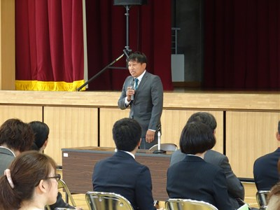 PTA総会   福井県立坂井高等学校