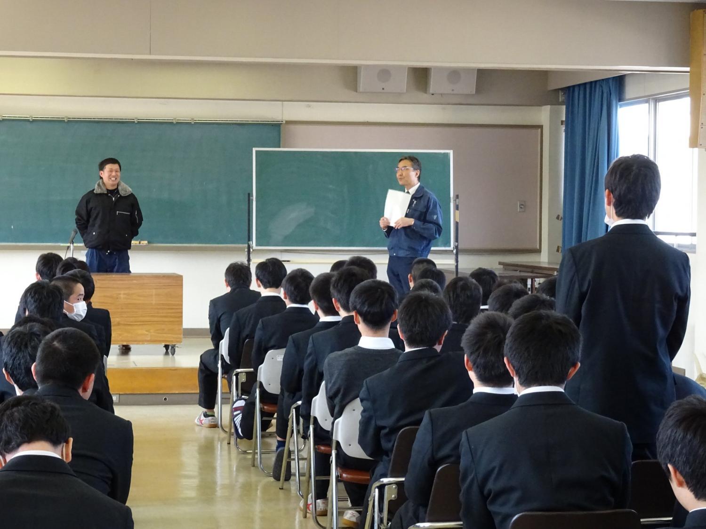 坂井農業高等学校画像